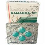 Kamagra GOLD 1 balení 4 tablety 100mg