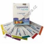 Kamagra Oral jelly 100mg 1balenie 7 sáčků